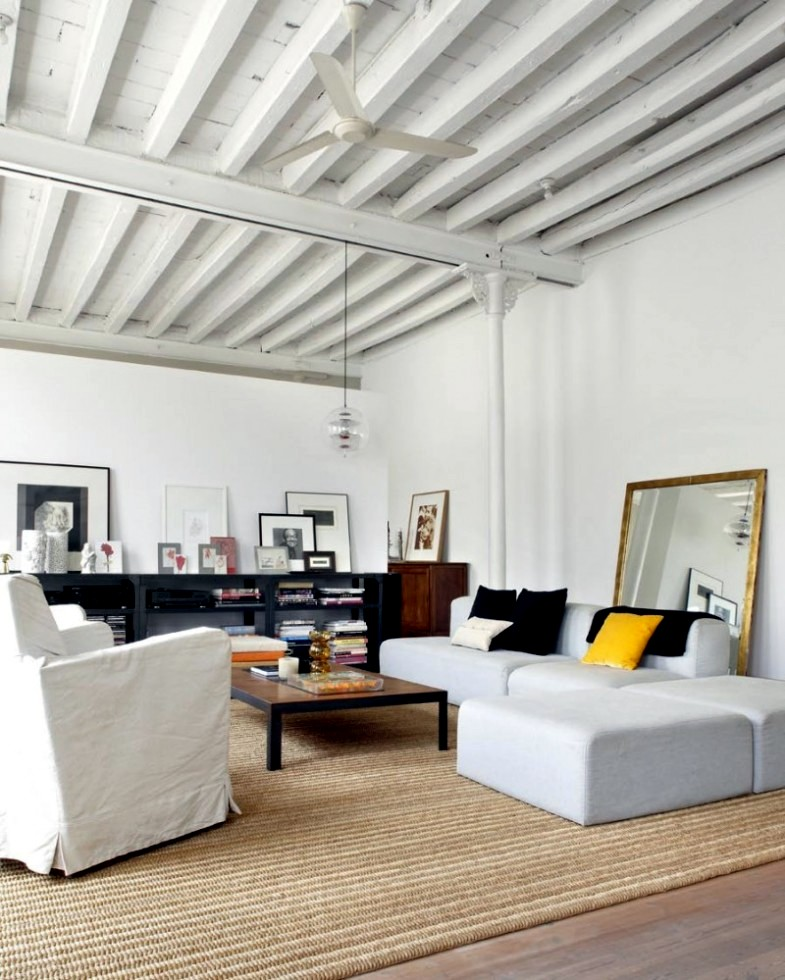 Lofts In Nyc For Rent: A New York Loft In Barcelona