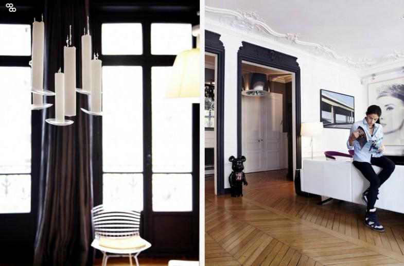 interior floor apartment