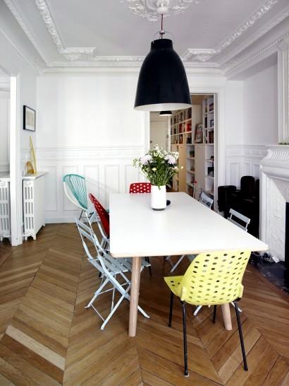 A Parisian interior