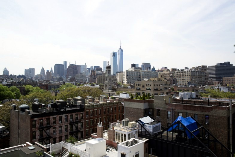 terrace apartment design