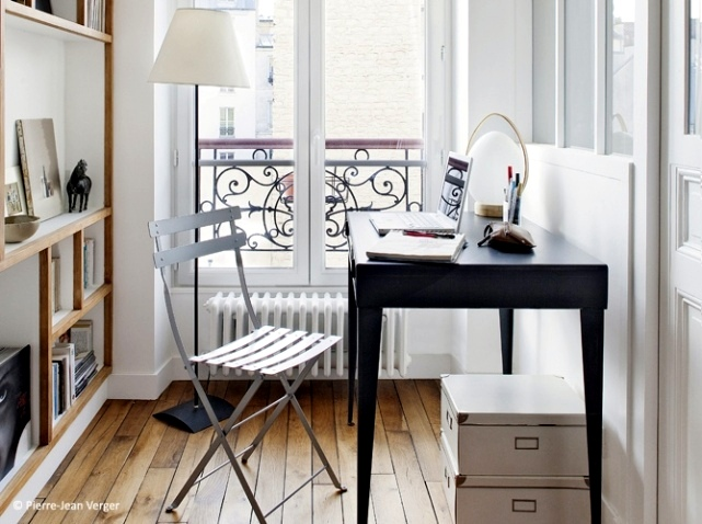 A small Parisian loft
