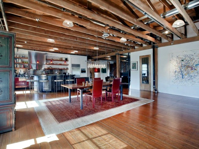 A spectacular Penthouse Loft with Roof Terrace in San Francisco