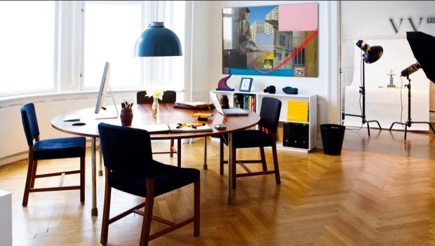 A stylish apartment