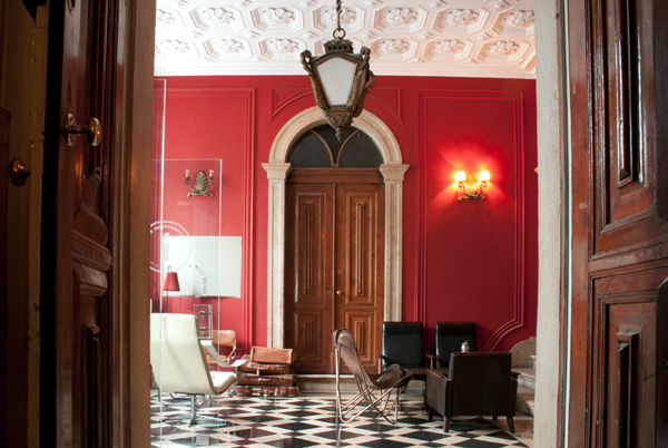 A unique hotel in Lisbon