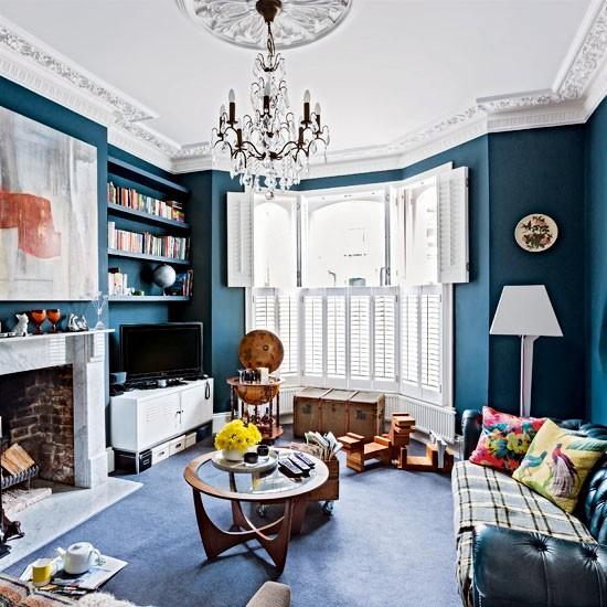 A Victorian apartment