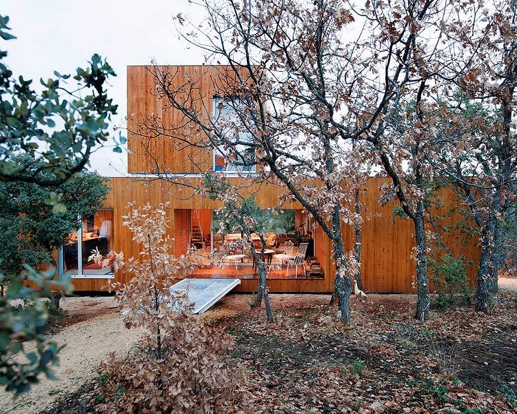 design wooden house