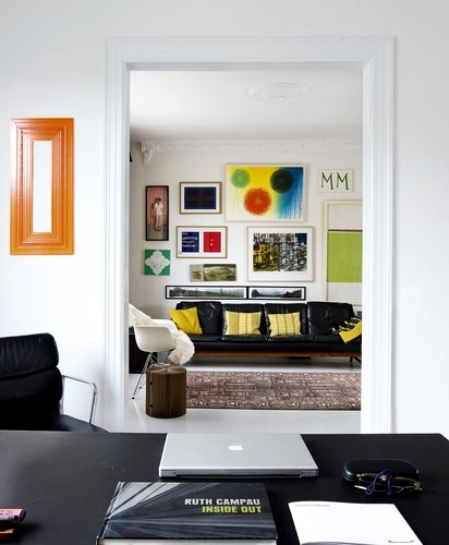 Aesthetic and functional apartment