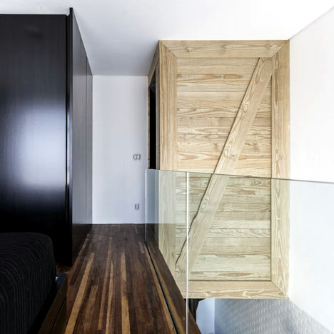 An apartment where space has been optimized