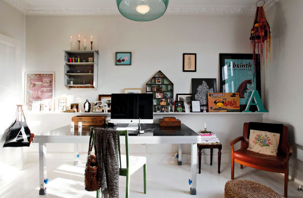 Frenchy fancy apartment