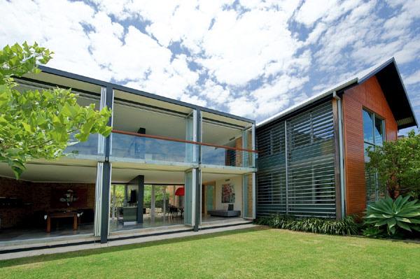 An Australian villa