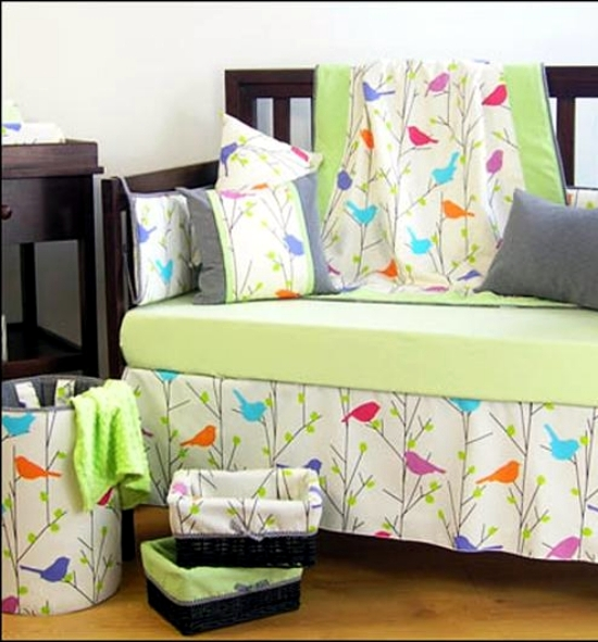 An eco-friendly baby room set up at home ideas and tips