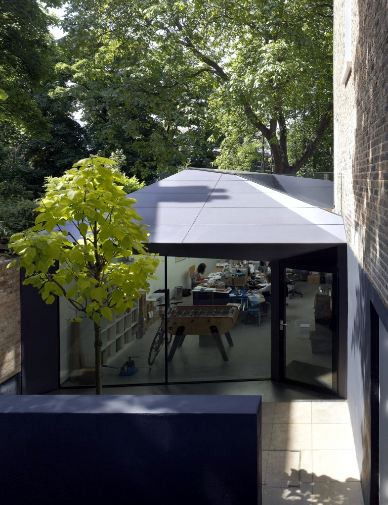 An extension to London