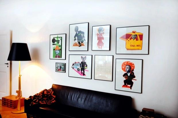 Apartment arty