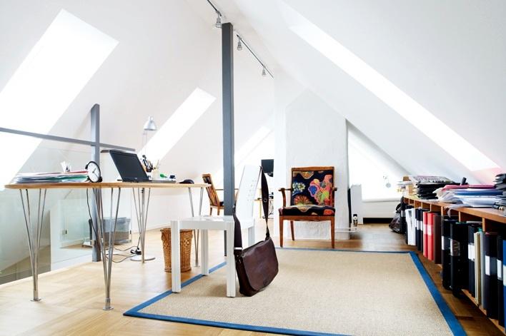 Apartment Attic