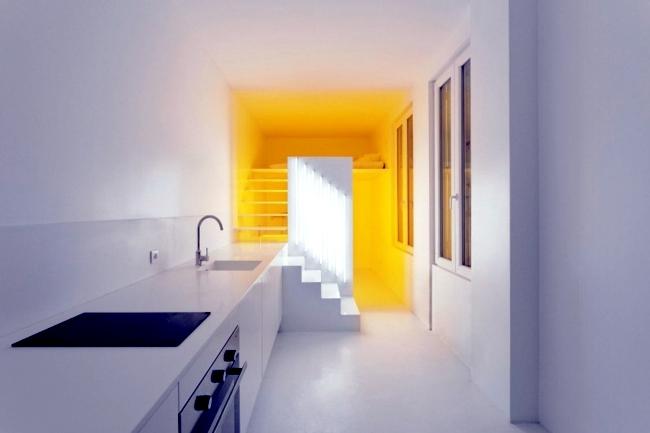 Apartment renovation – small studio gets new look | Interior ...