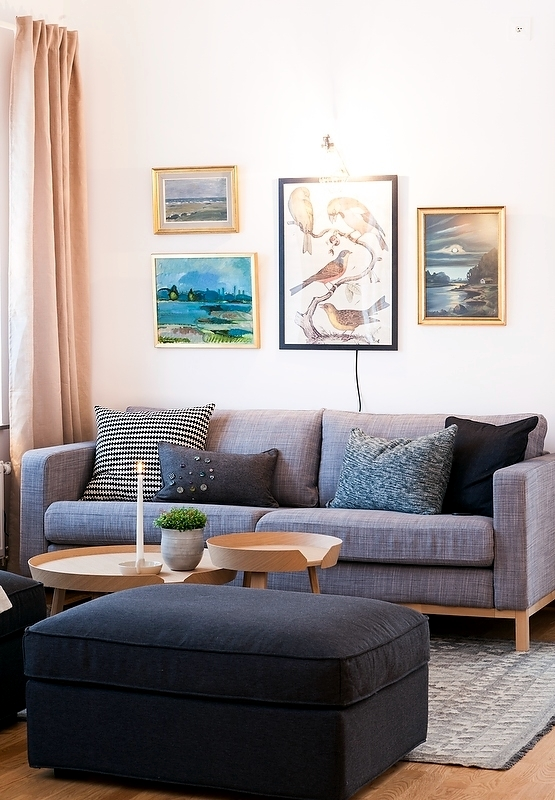 Apartment Scandinavian atmosphere