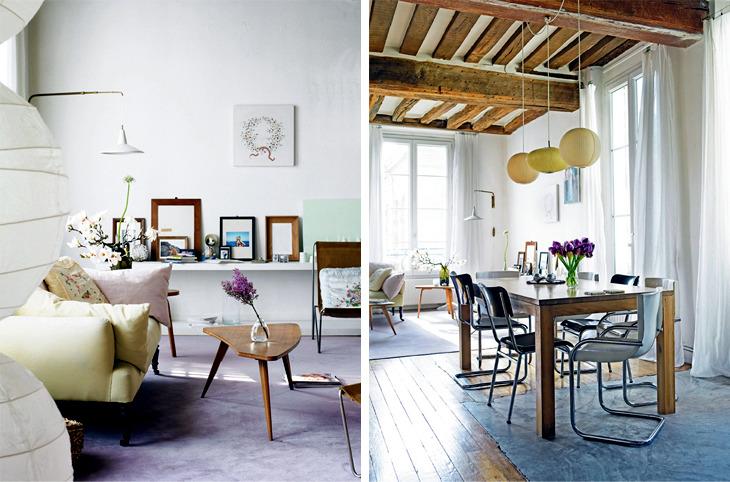 refined interior