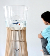 aquarium-and-bird-in-a-cage-design-the-concept-duplex-0-1066634629