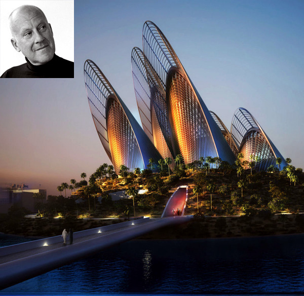 Architect and Pritzker Prize 2013, which characterize modern architecture