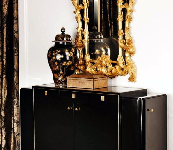 Art deco furniture and accessories from ralph lauren home for Home deco furniture
