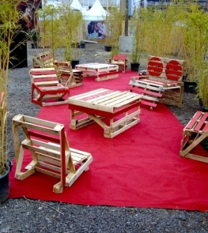 Assemble Furniture From Wooden Pallets For A Sustainable Facility Interior Design Ideas Ofdesign