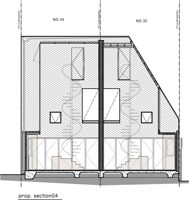 Assembled House Design in Melbourne from different buildings