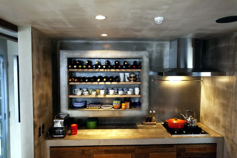 atypical kitchen