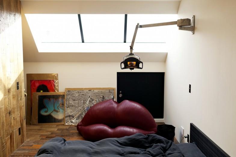 Atypical interior