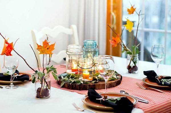 Autumn decorations
