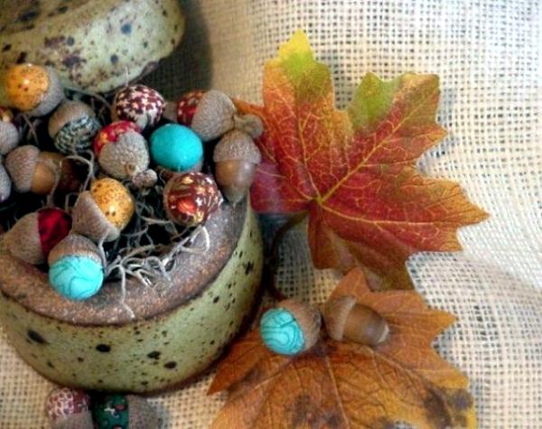 decorate autumn