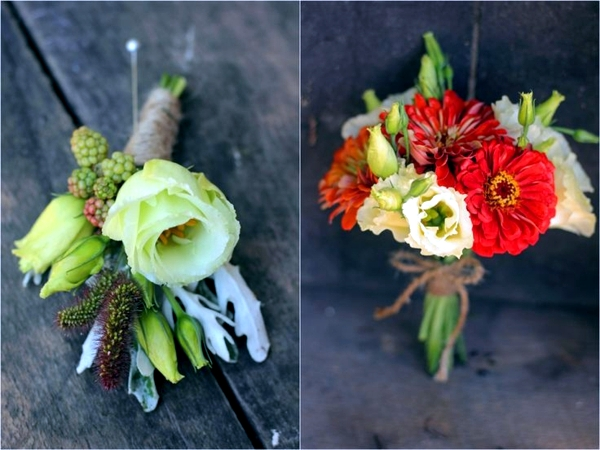 Autumn decoration with flowers -35 beautiful ideas for making your own