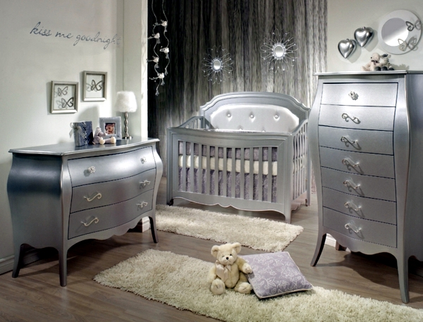 Baby Nursery Design Classic Furniture For Girls And Boys