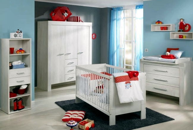 Baby room completely customize with quality baby furniture - 15 designs
