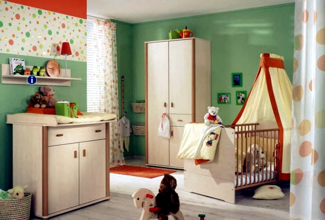 Baby Room Completely Customize With Quality Baby Furniture   15 Designs
