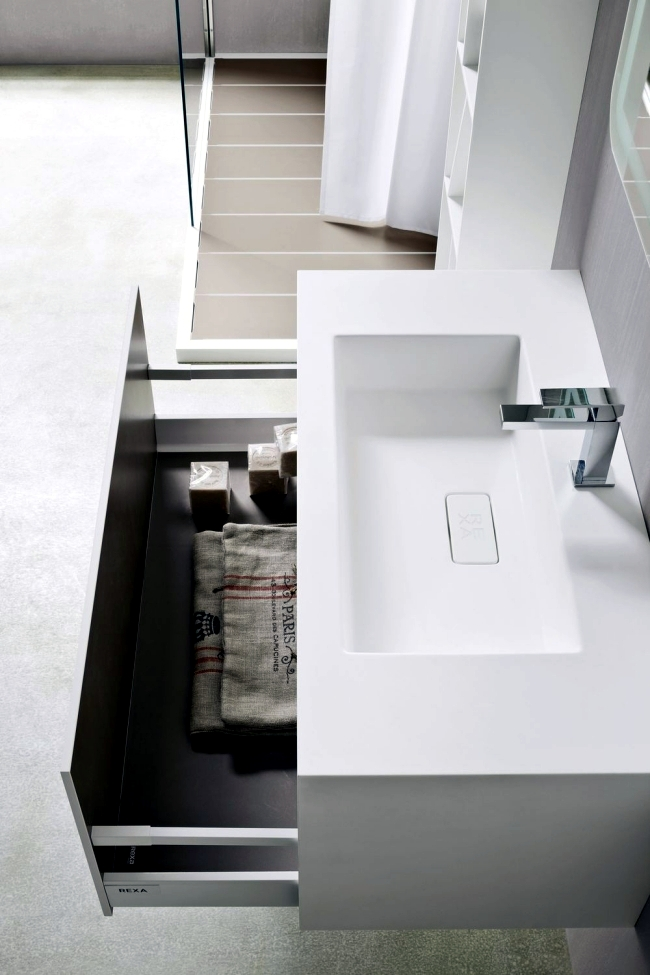 Modern Bathroom Design With Elegant Sophisticated Look