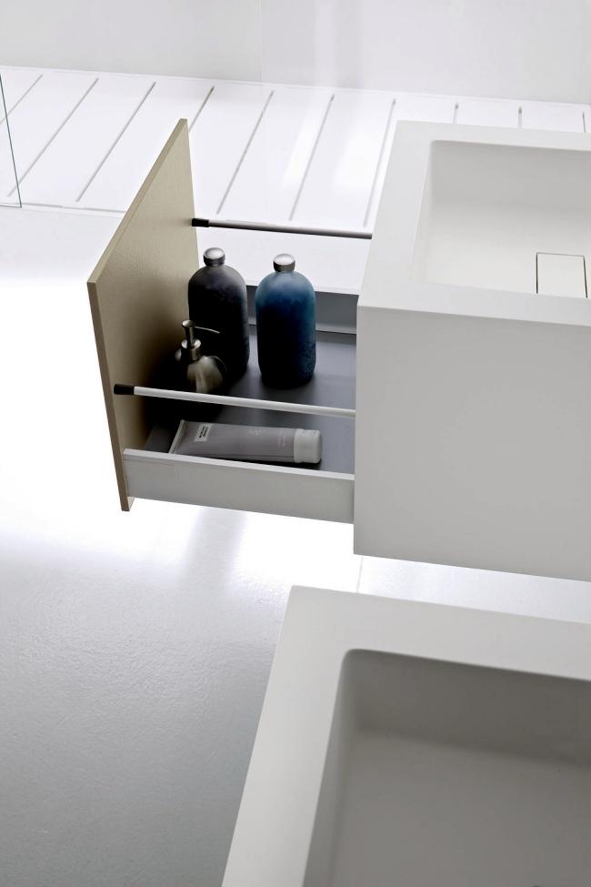 Bad design of geometric aesthetics - Rexa Design Giano series of