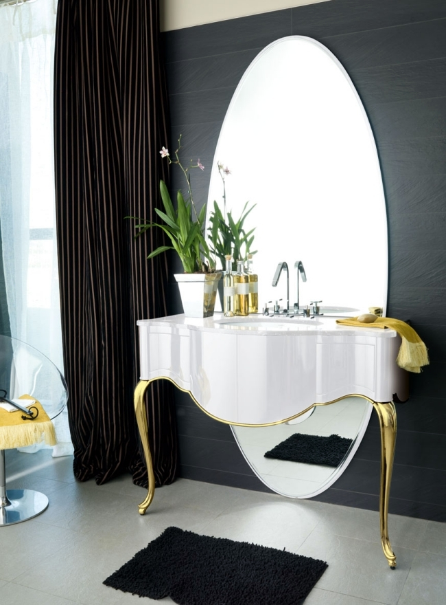 Bathroom Furniture From Gamadecor With Modern And
