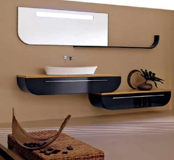 Bathroom vanity cabinet select – 35 designs with a modern ...