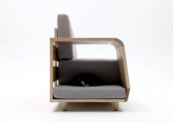 Bed and dog bed - multi-functionality furniture for your interior