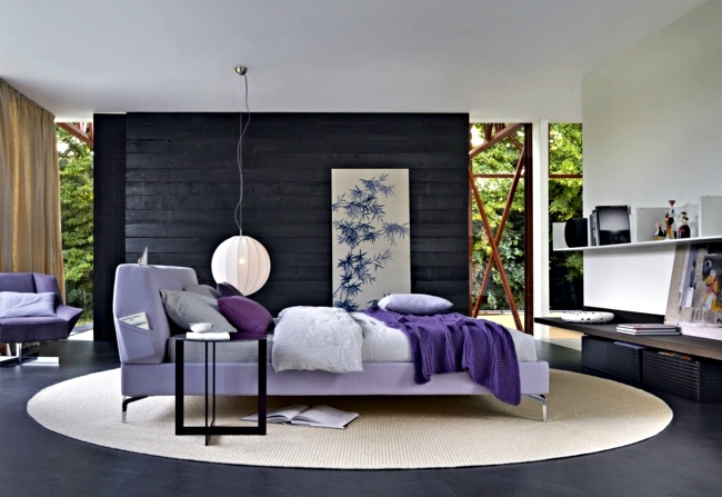 Furniture Bedroom   Proportions And Colors. Interior Design