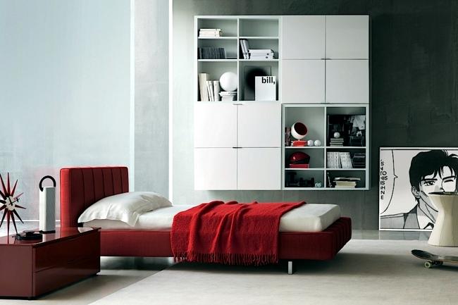 Bedroom furniture - furniture design trends in 2013/2014