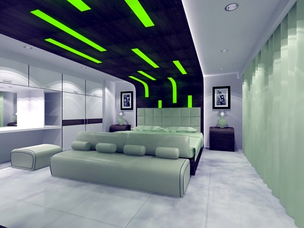 Bedroom lighting design ideas for cozy rooms with light for Bedroom designs light