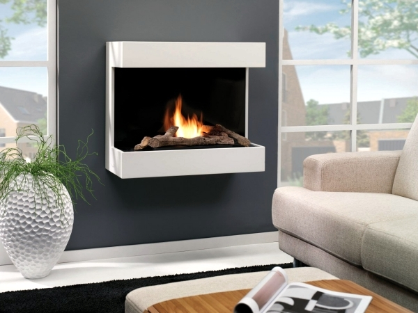 black matte fire feu eco fireplace patio fireplaces wallmount heat features outdoor living montreal insideout furniture ethanol