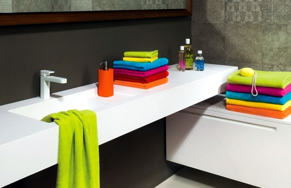 bathroom accessories colours interior design