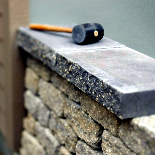 Build retaining wall in the garden itself - simple and practical guide