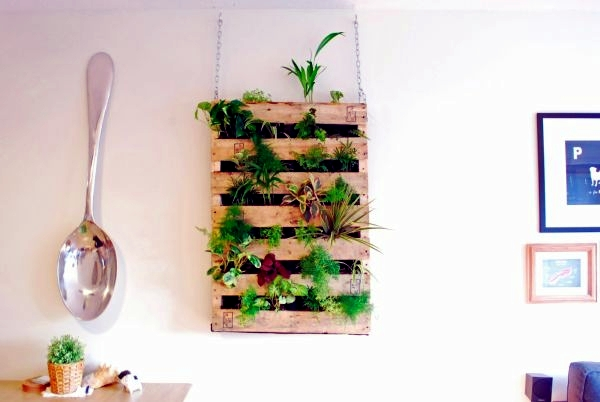 Build your own vertical garden do it yourself projects for home already here coming soon unfortunately rainy days and good weather in the garden is complete but you can enjoy the outdoors even in winter at home solutioingenieria Image collections