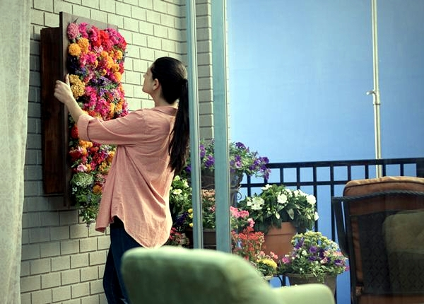 Do It Yourself Home Design: Build Your Own Vertical Garden