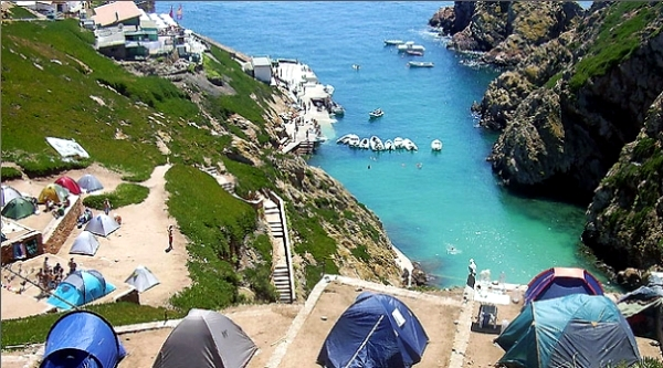 Camping In Portugal A Beautiful Holiday Experience For