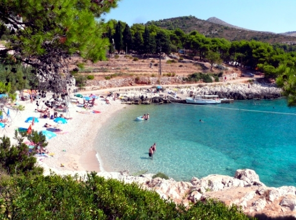 Camping on the sea-top campsites in Europe with great sea views