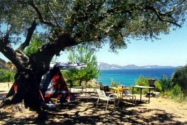 Camping On The Sea Top Campsites In Europe With Great Sea